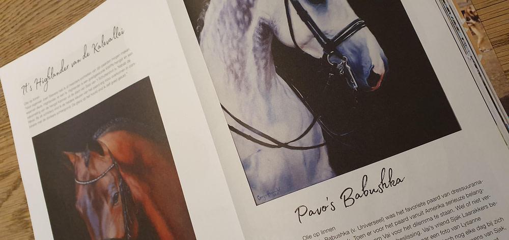 paarden bit magazine corry van hoorn