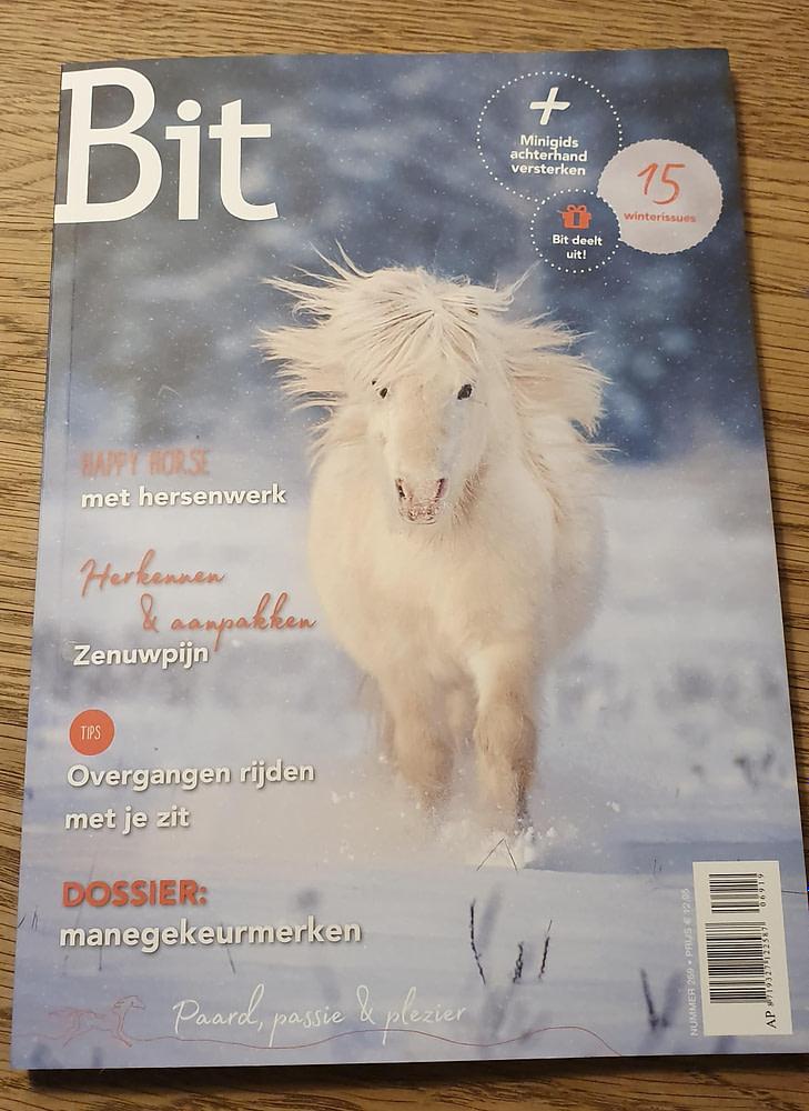 Bit paarden magazine corry van hoorn