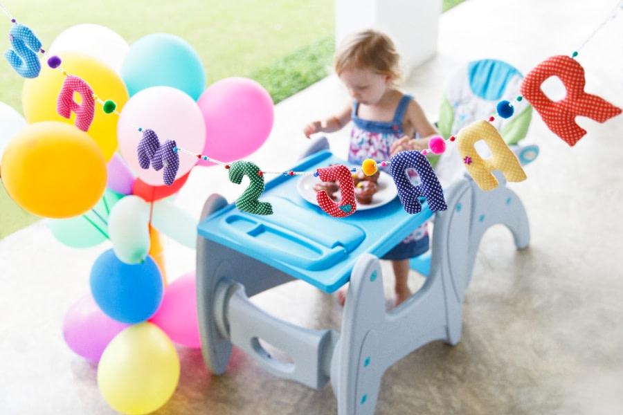 Kiddycolors Verjaardags Slinger 3