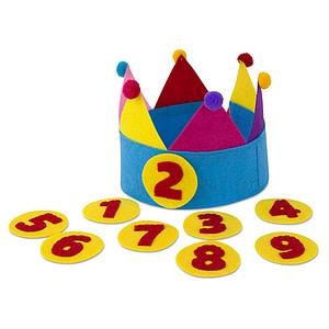Kiddycolors Verjaardag Kroon Multicolour